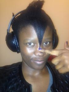 1 yr 9 month 4c Afro hair